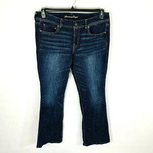 American Eagle Womens Jeans Original Boot Stretch
